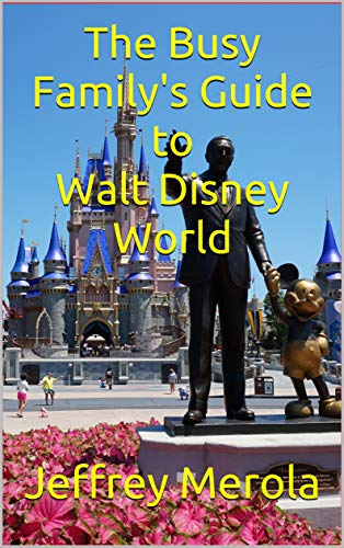 2021 Cover of Walt Disney World guide book