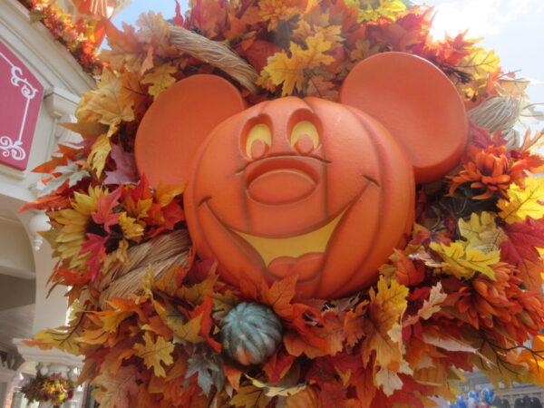 Pumpkin in MK